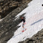 François D'Haene et Kilian Jornet Ice Trail Tarentaise 2013  www.photossports.com
