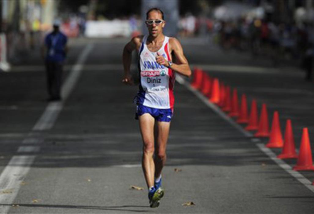 La marche athlétique, discipline à part entière – U Run