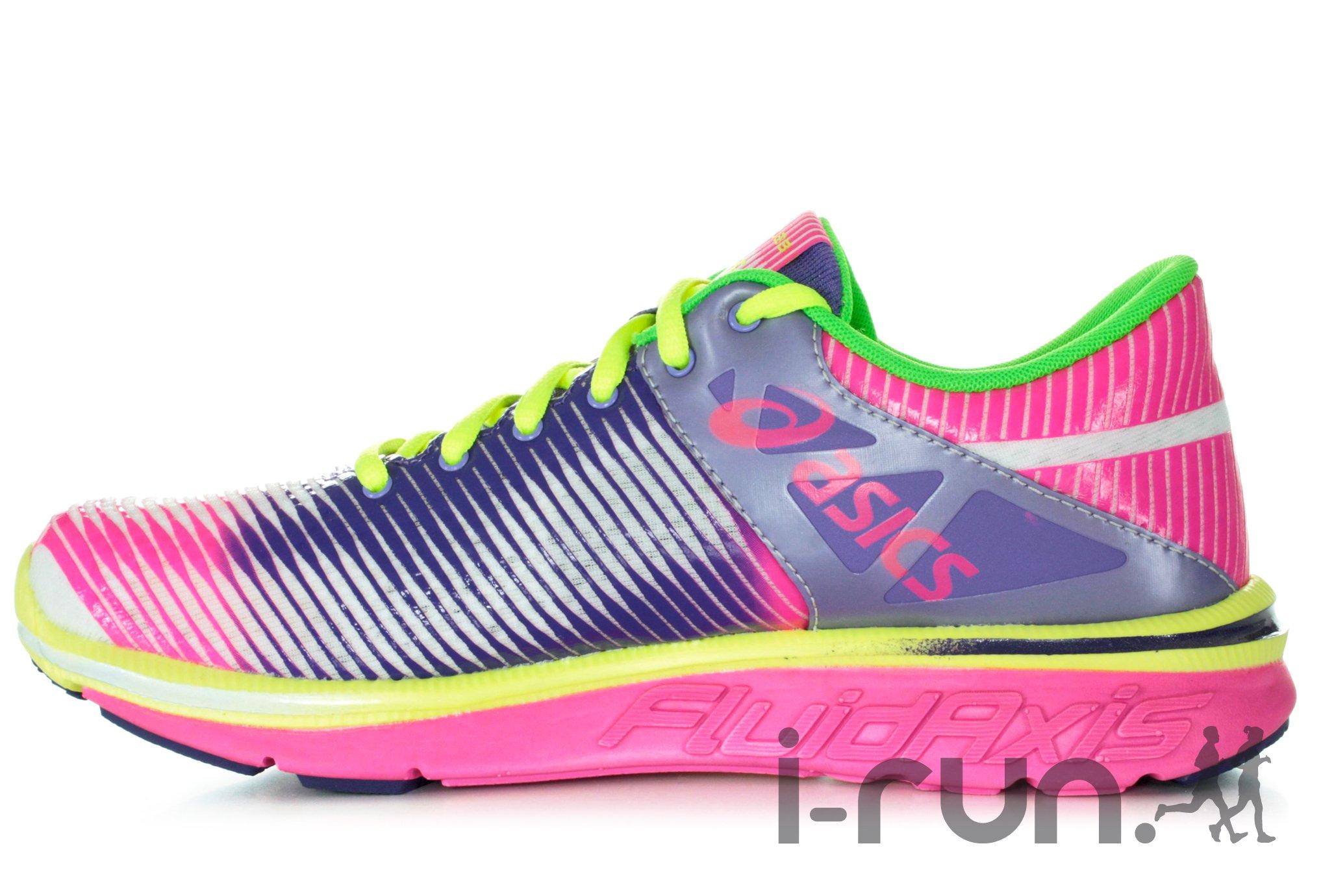 chaussure de course femme asics