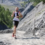 Greg Vollet 1er 42 km trail Ubaye Salomon photo Robert Goin