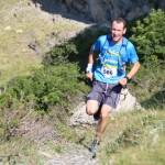 Bertrand Brochot 1er 23km Trail Ubaye Salomon photo Stéphane Pillet