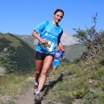 Laëtitia Dardanelli 1ère dame 23km Trail Ubaye Salomon photo Stéphane Pillet
