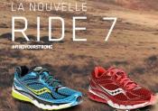 La Ride 7 de Saucony