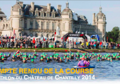 Triathlon du Chateau de Chantilly 2014 : resultats