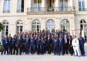 Les exploits de l'équipe de France d'athlétisme