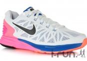 Nike LunarGlide 6 : légère, confortable et réactive !