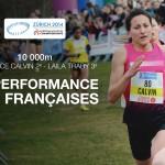 Europe Athlétisme-10 000m femmes
