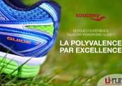 Retour d'expérience : Saucony Guide 7, la polyvalence par excellence