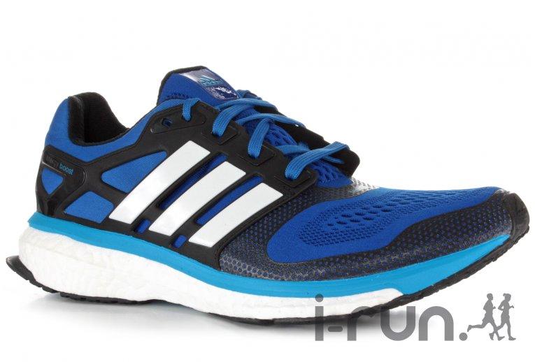 adidas energy boost bleu