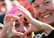 Triathlon des Roses :  mobilisation massive pour Octobre Rose