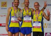 Championnat de France de marathon à METZ : «c'est ma plus grosse performance»