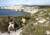 11ème Trail des Falaises à Bonifacio (Corse du Sud)