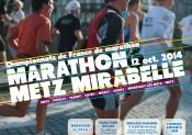 Championnat de France de Marathon à Metz