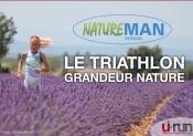 Natureman, quand le triathlon se met au vert !