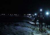 Petzl à la SaintéLyon : une nuit de lumières !