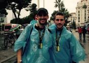 Marathon Nice-Cannes : une histoire de temps