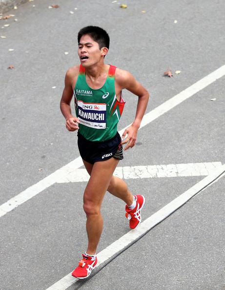 Yuki Kawauchi : un marathonien … à part ! – U Run