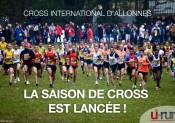 La saison de Cross lancée à Allonnes !
