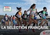 La sélection française des Europe de Cross