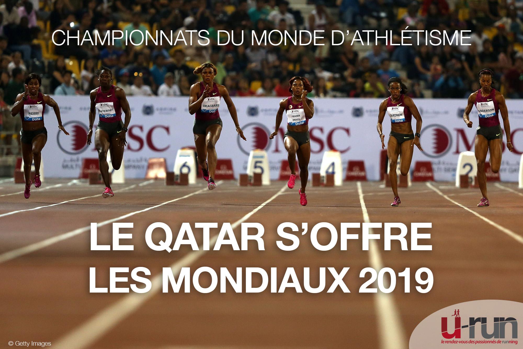 championnat du monde d athlétisme 2019