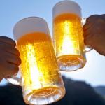 bière et course à pied