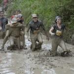The Mud Day - Paris - 10/05/2014 - THE MUD POOL