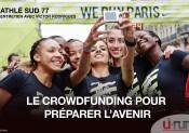Athlé Sud 77 : Le crowdfunding pour préparer l'avenir