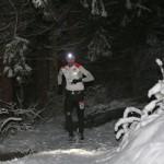 Thibaut Baronian 1er 13 km Xtreme trail Blanc 2015 Photo Cyrille Donier