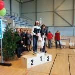 Trail des Coteaux podium