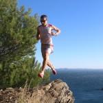 Julien Navarro entraînement au Cap Sicié Var Photo Robert Goin