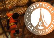La Verticale de la Tour Eiffel : le plateau élites
