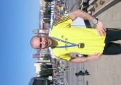 Un nouveau record sur marathon pour Samir