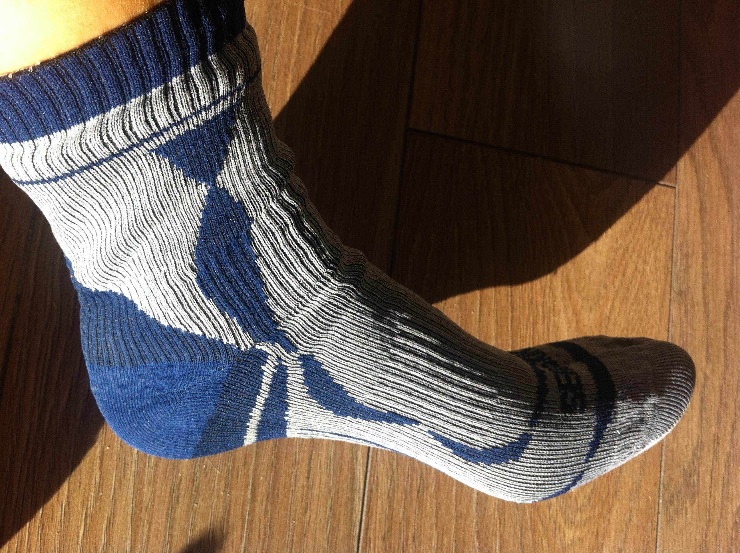 mieux aimé 251d5 490f4 Le test des chaussettes Sealskinz – U Run