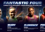 Londres prépare un autre grand marathon (femmes)