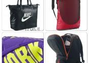 Petite sélection de sacs de sport