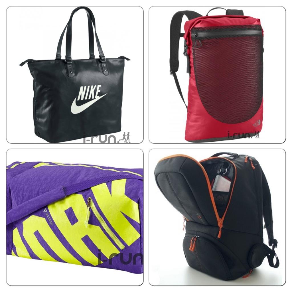 Petite sélection de sacs de sport – U Run