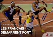 SAISON HIVERNALE INDOOR : Les Français démarrent fort !