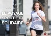 Solène Thieblin, le voyage sportif et solidaire