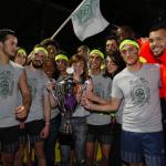 Team Bastille, vainqueur de la boost battle run