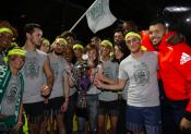1ère édition de l'adidas Boost Battle Run : victoire du team BoostBastille