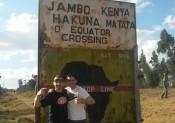 Training camp Bob Tahri à Iten, Kenya