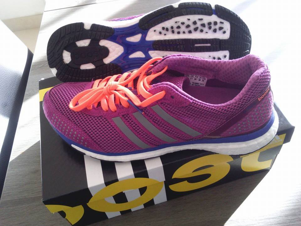 adidas adios boost 2 : le test – U Run