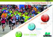 2ème édition du Trail des Fouss le 29 mars 2015