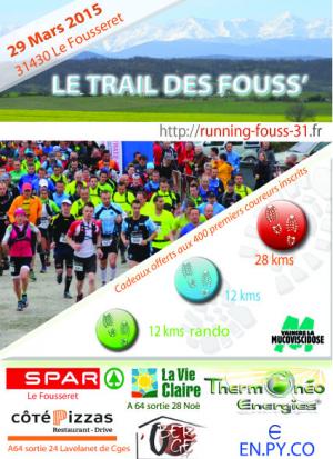 Trail des Fouss