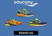 La gamme ISO SERIES de Saucony
