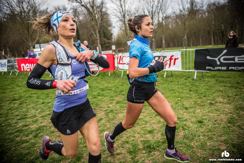 EcoTrail De Paris Mission Accomplie Deux Pouces Pour Sissi U Run - Porte gourde running
