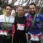 Manu Gault, Fabien Chartoire et Yoann Stuck