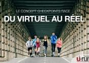 Checkpoints Race, du virtuel au réel
