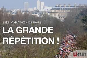 Semi marathon de Paris