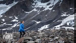 Arrivée au pied du glacier